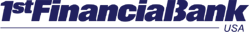1st Financial Bank Logo