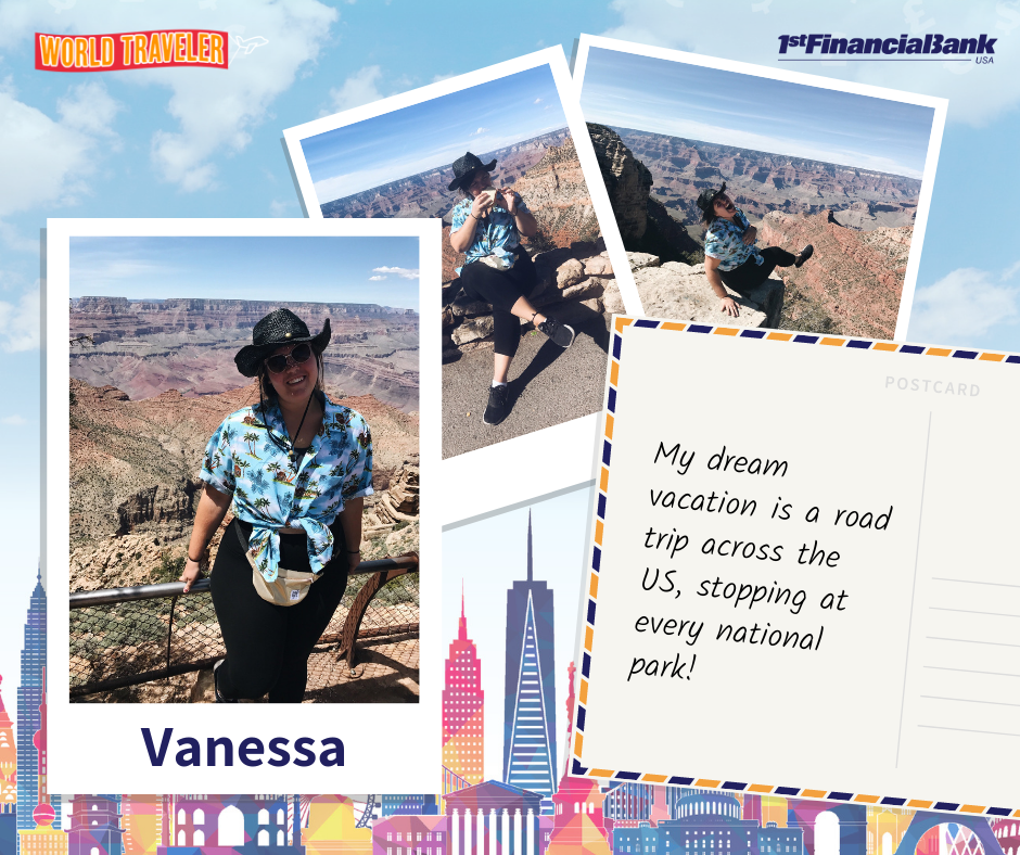 vanessa world traveler winner