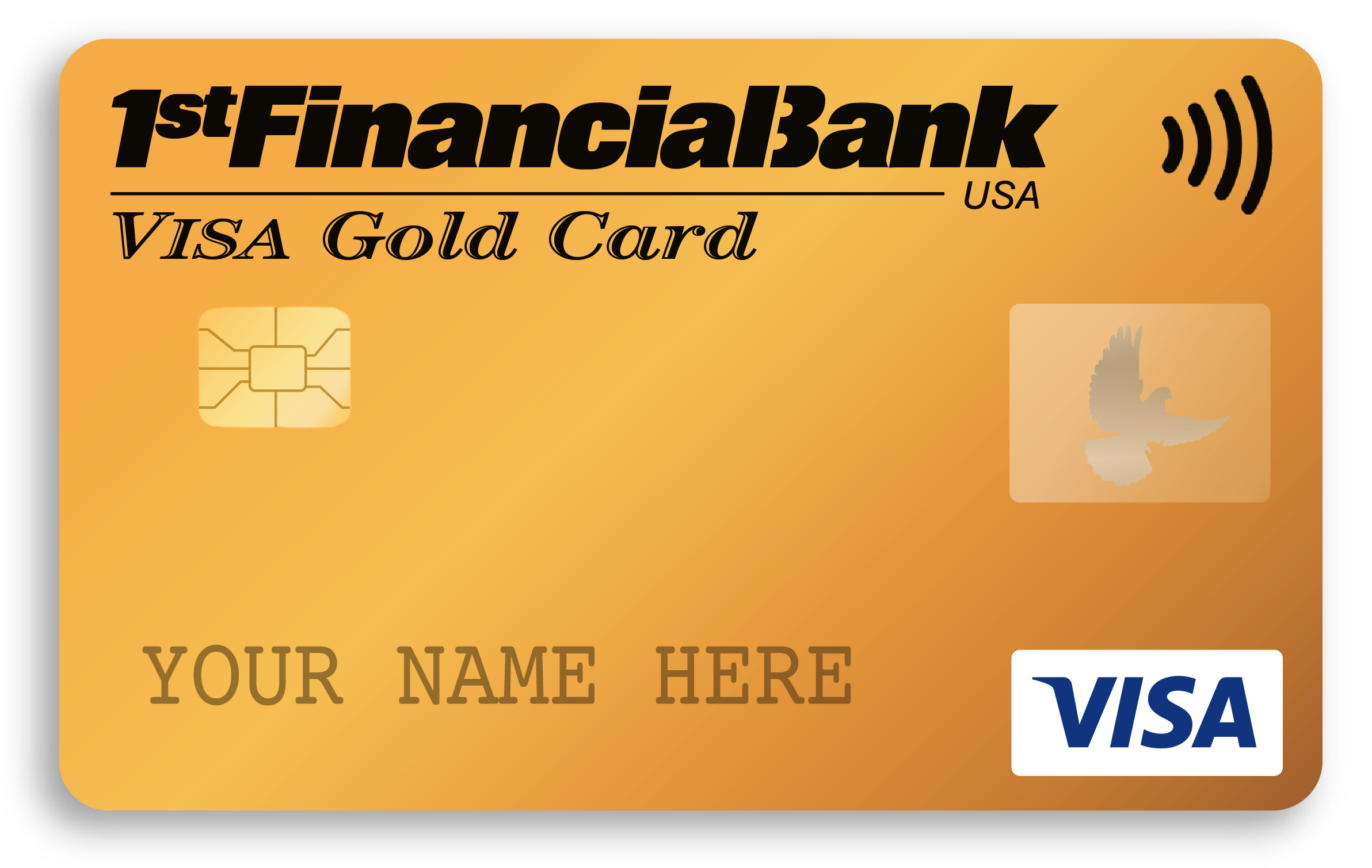 1st Financial Bank USA credit card apply now