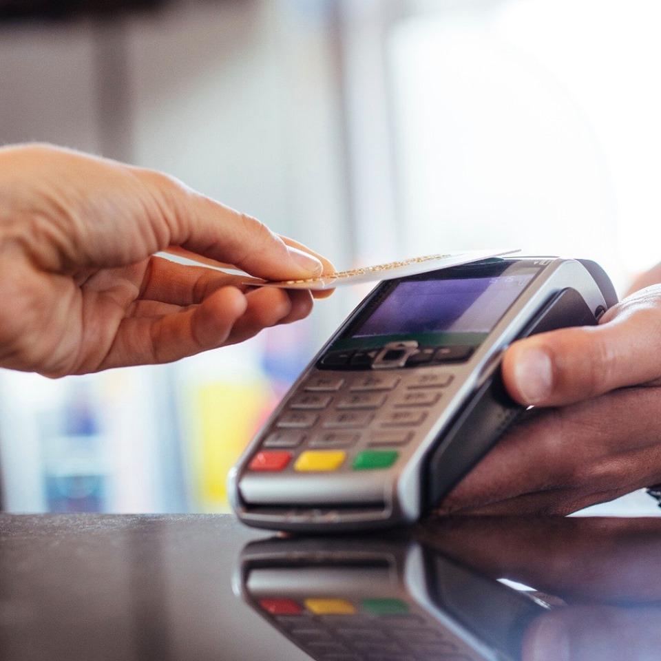 1FBUSA contactless payment