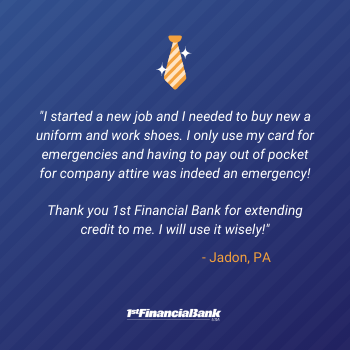 1st Financial Bank USA Reviews