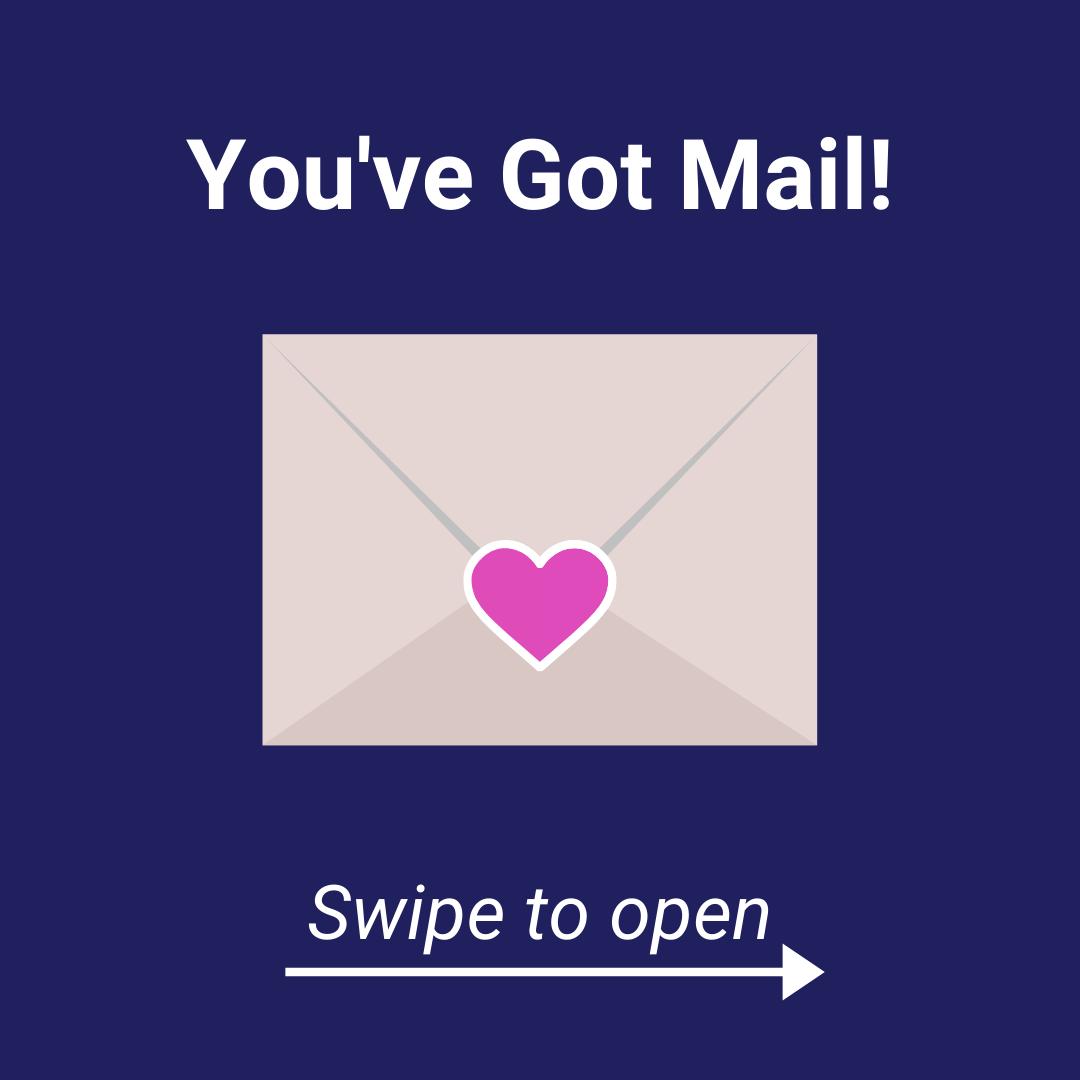 You've got mail 1FBUSA