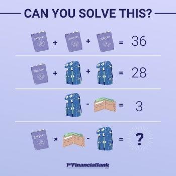 Math Riddle 1FBUSA