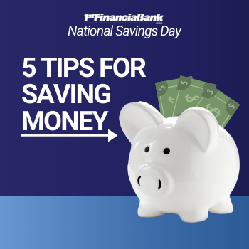 National Savings Day Tips 1FBUSA Post