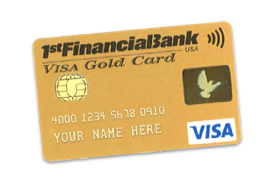 Apply for a 1st Financial Bank USA student credit card