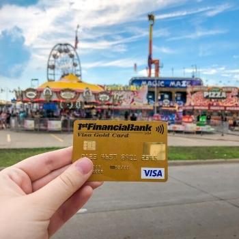1st Financial Bank USA Credit Card