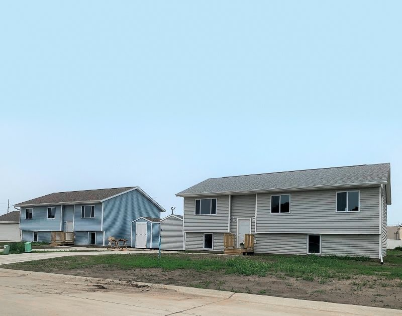 Habitat for Humanity homes by 1st Financial Bank USA